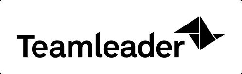 Teamleader Logo on teal