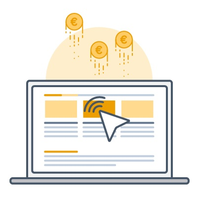 comment attirer des clients - publicité en ligne