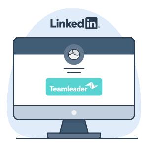 leadkwalificatie teamleader linkedin