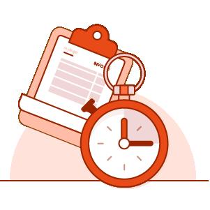 Rechnungstypen Zeiterfassung